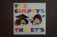 THE CiMPTYS & THE ET'S   / Split CD
