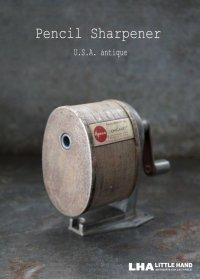 USA antique アメリカアンティーク APSCO アプスコ ペンシルシャープナー 鉛筆削り ヴィンテージ 1930-50's