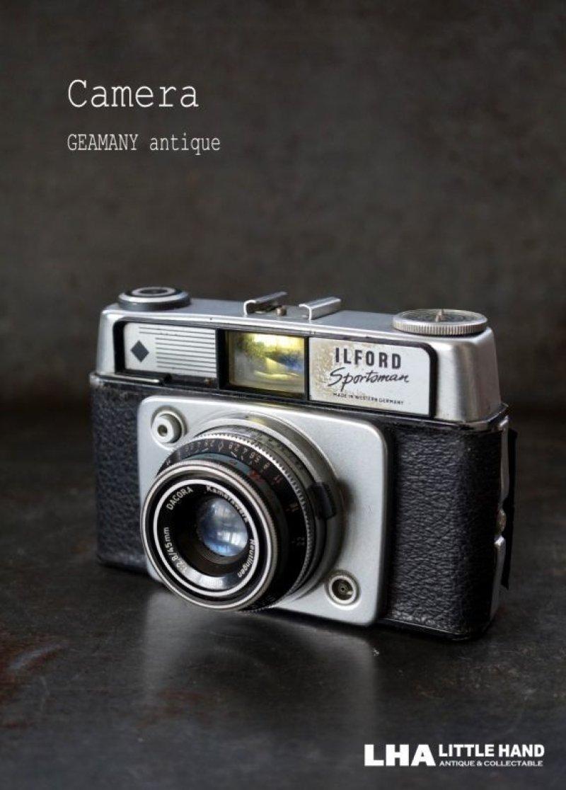 画像1: GERMANY antique ドイツアンティーク ILFORD Sportsman ヴィンテージ 1950-60's