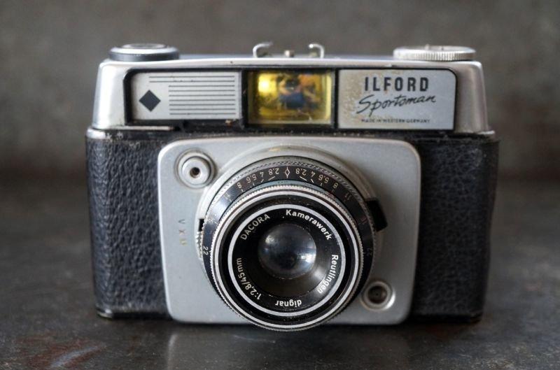 画像2: GERMANY antique ドイツアンティーク ILFORD Sportsman ヴィンテージ 1950-60's