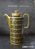 画像1: SALE【30%OFF】ENGLAND antique HORNSEA 【HEIRLOOM】 イギリスアンティーク ホーンジー エアルーム ティーポット・コーヒーポット レイクランドグリーン 1970-80's ヴィンテージ  (1)
