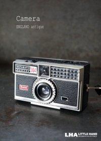 ENGLAND antique イギリスアンティーク KODAK INSTAMATIC CAMERA 304 コダック カメラ ケース付き ヴィンテージ 1960's