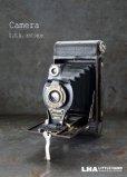 画像1: U.S.A. antique アメリカアンティーク KODAK FOLDING CAMERA コダック フォールディング カメラ 蛇腹式 ヴィンテージ 1910's (1)
