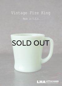 U.S.A. vintage 【Fire-king】 ファイヤーキングジェダイ Dハンドルマグ ヴィンテージ 1950-60's