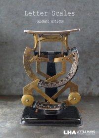 GERMANY antique ドイツアンティーク BILATERAL  レタースケール ポスタルスケール H21cm はかり バイラテラル  1920-40's