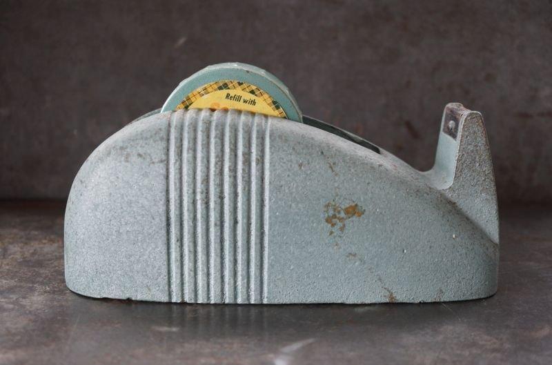 画像2: USA antique SCOTCH アメリカアンティーク スコッチ テープカッター テープディスペンサー ヴィンテージ1930-50's