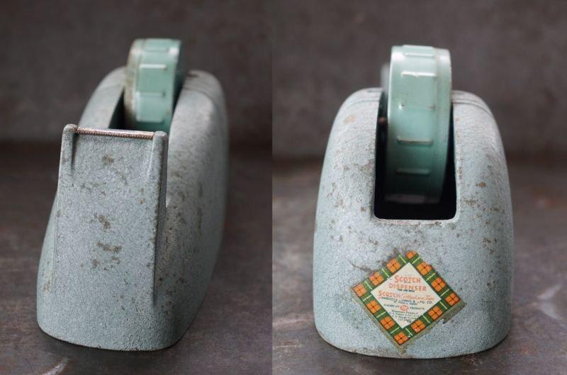 画像4: USA antique SCOTCH アメリカアンティーク スコッチ テープカッター テープディスペンサー ヴィンテージ1930-50's