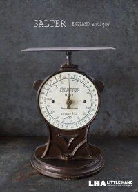 ENGLAND antique イギリスアンティーク SALTER POSTAL SCALE ポスタルスケール no.25 はかり 1920-40's