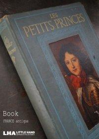 FRANCE antique NELSON BOOK フランス アンティーク 本 ネルソン 古書 洋書 アンティークブック 1917's