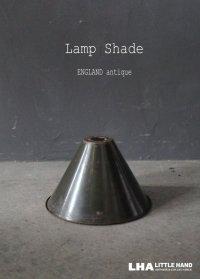 ENGLAND antique Lamp Shade イギリスアンティーク ランプシェード カーキ ヴィンテージ 1930-50's