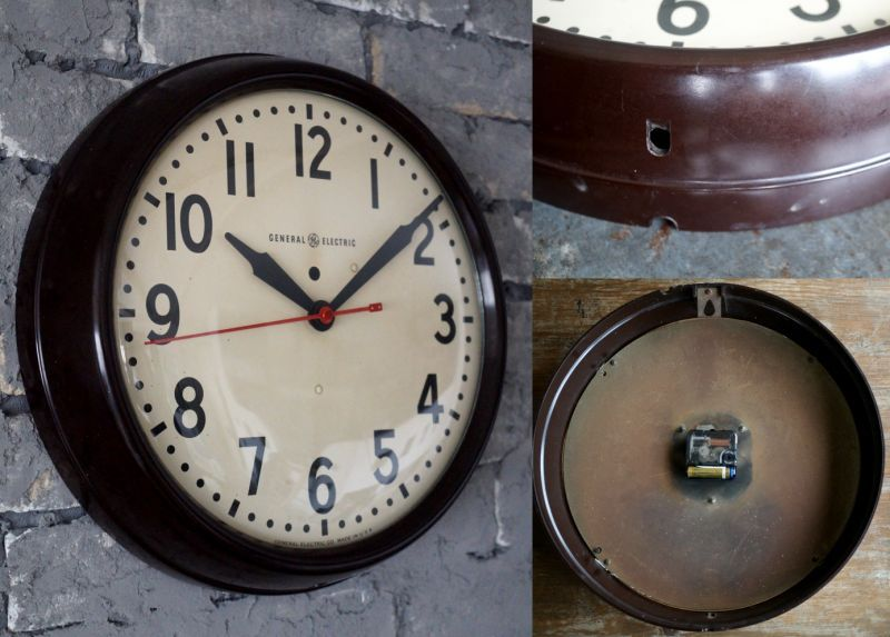 U.S.A. antique GENERAL ELECTRI...